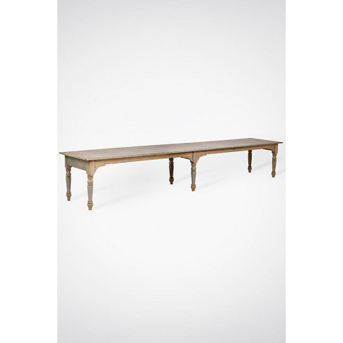Parasol Dining Table - Assorted