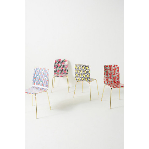 Kendra Tamsin Dining Chair - Red
