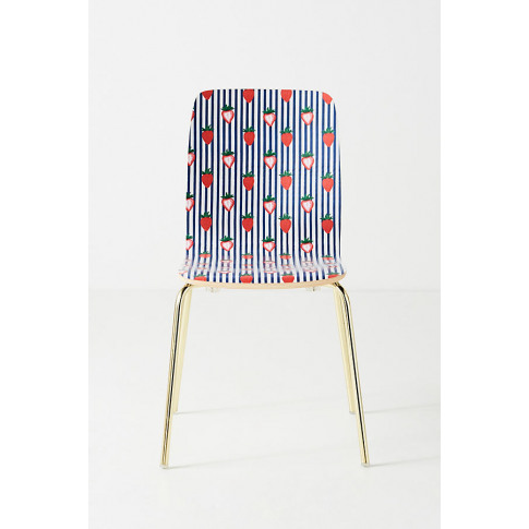Kendra Tamsin Dining Chair - Pink