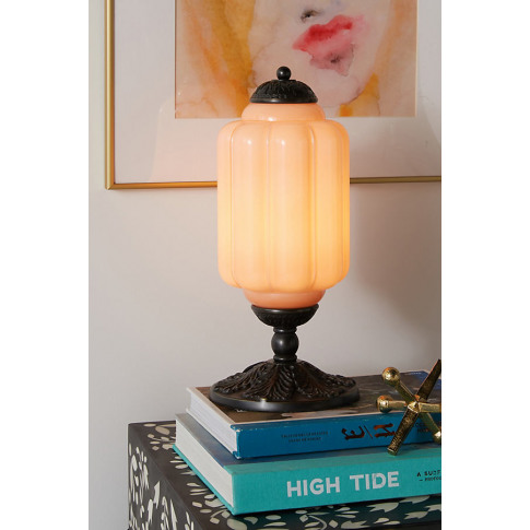 Eloise Table Lamp - Pink