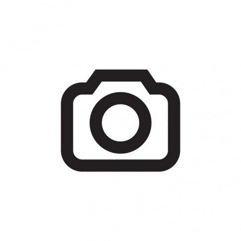 Grey & White Striped Accent Tassel Rug 91.5x152.4cm