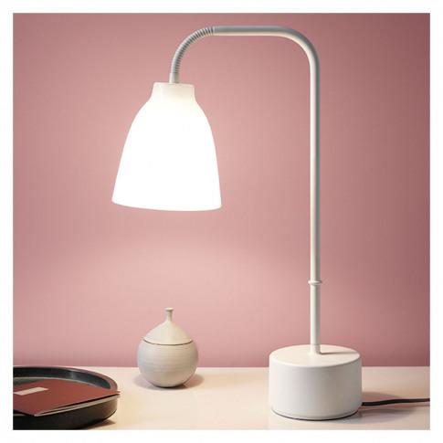 Caravaggio Read Table Lamp Glass