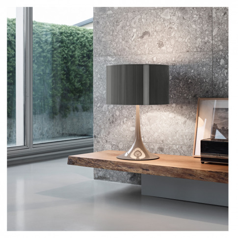 Spun Light T1 Table Lamp Mud