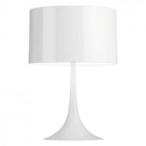 Spun Light T1 Table Lamp White