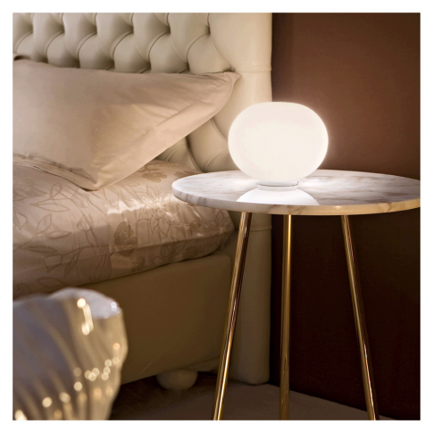Glo-Ball Basic Table Lamp Zero