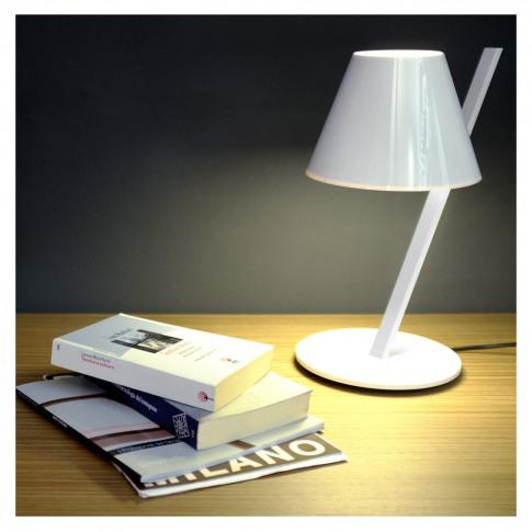 La Petite Table Light White