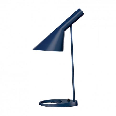 Aj Table Lamp Midnight Blue