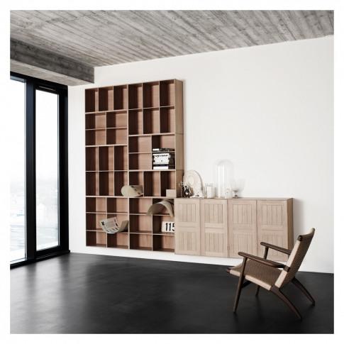 Mk95800 Bookcase Floor Standing Tall