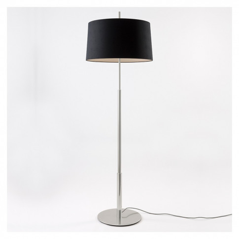 Diana Mayor Floor Lamp Nickel Base