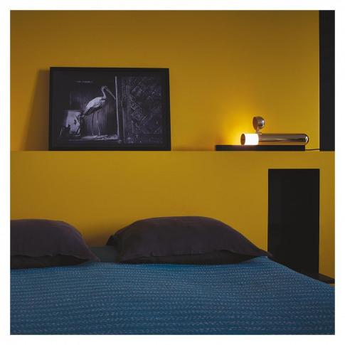 Isp Table Lamp Black Marble