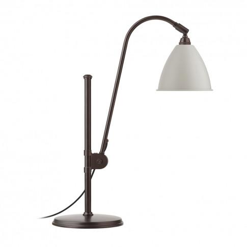 Bestlite Bl1 Table Lamp Black, Brass & White