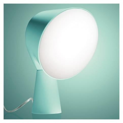 Binic Table Lamp Turquoise Green