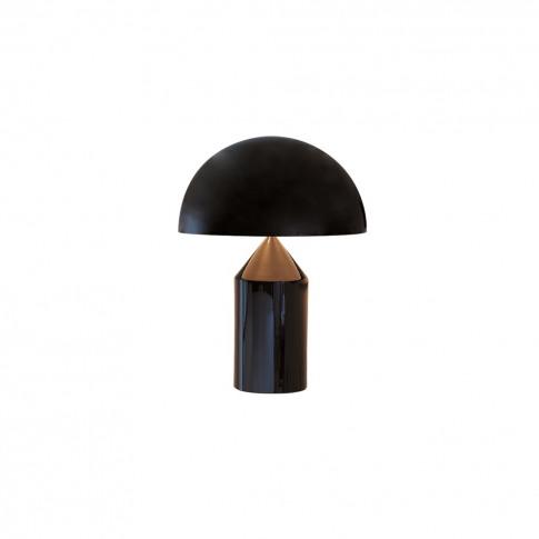 Atollo 238 Table Lamp Black Small