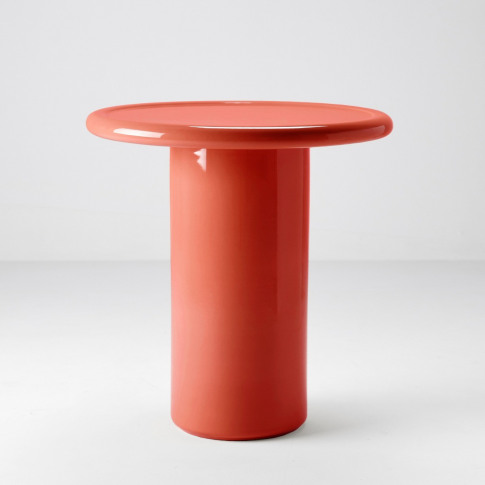Mag Side Table Red Tall