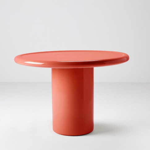 Mag Side Table Red Short