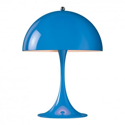 Panthella Mini Table Lamp Blue