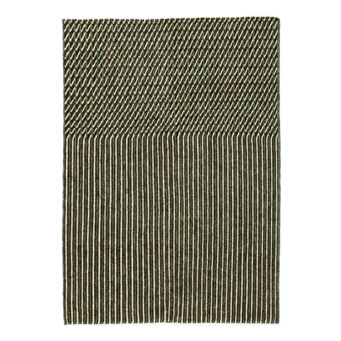Green Blur Rug Collection