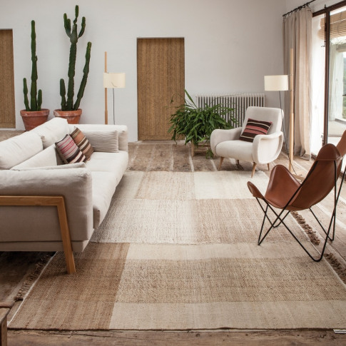 Natural Tres Rug Collection