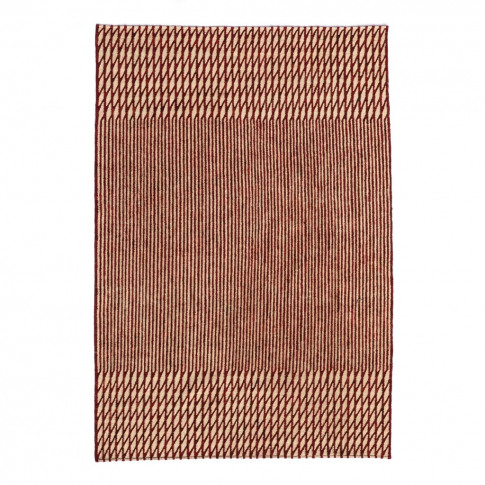 Red Blur Rug Collection