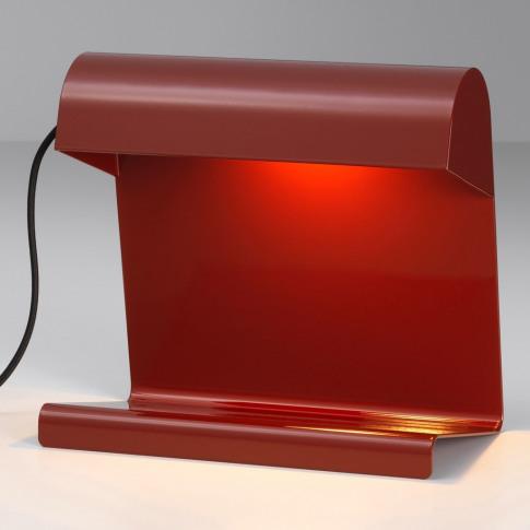 Lampe De Bureau Table Lamp Japanese Red