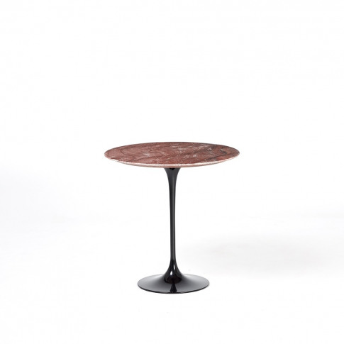 Tulip Side Table Fusion Fire