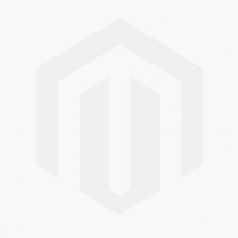 Dax Plastic Armchair Light Grey & Chrome