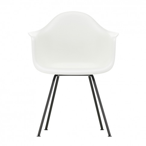 DAX Plastic Armchair Dark Base