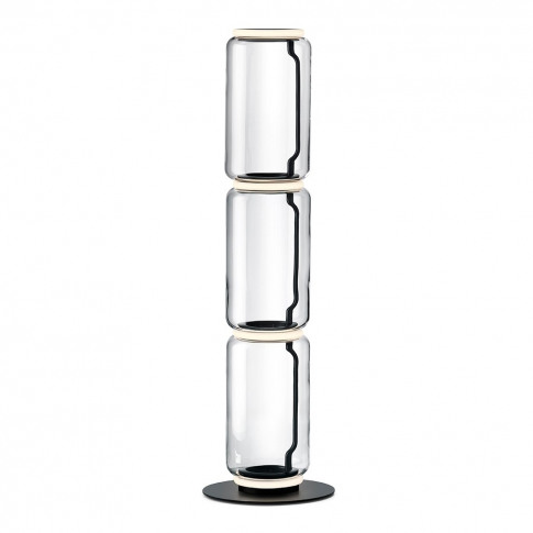 Noctambule Low Cylinder Floor Lamp