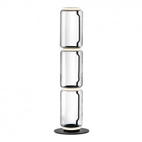 Noctambule Low Cylinder Floor Lamp