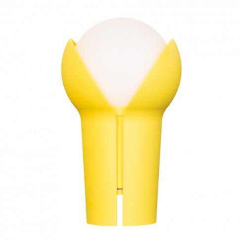 Bud Portable Lamp Lemon