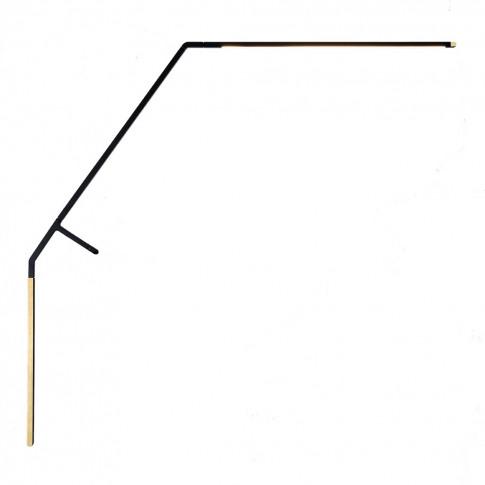 Bird Table Lamp In Black