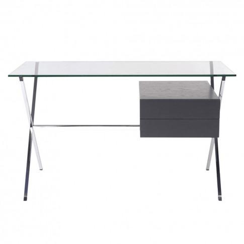 Albini Desk Black