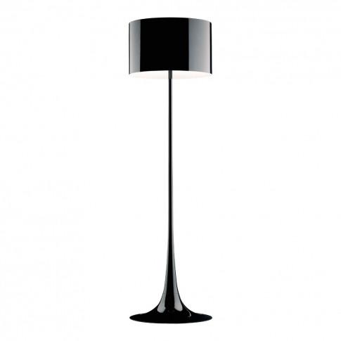 Spun Light F Floor Lamp