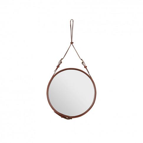 Adnet Mirror 45cm