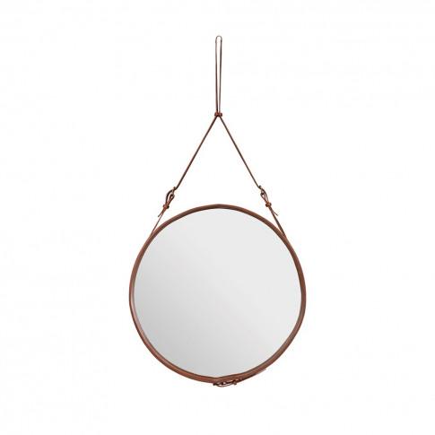 Adnet Mirror 58cm