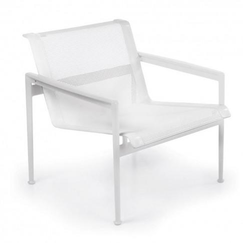 1966 Lounge Chair White