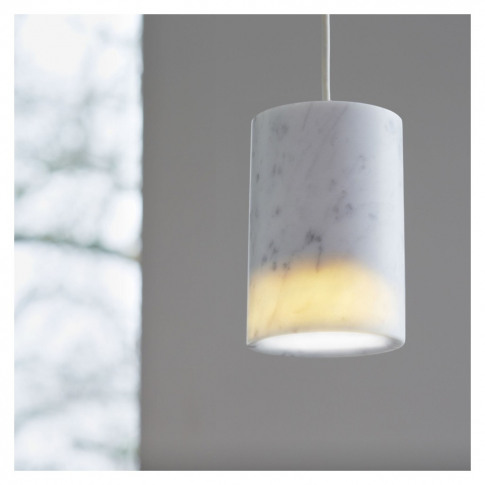 Solid Pendant Light Marble