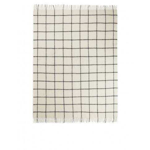 Klippan Wool Blanket - White