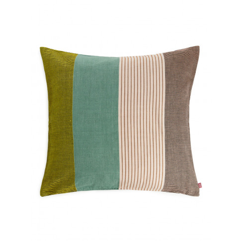 Afroart Aarona Cushion Cover 50 X 50 Cm - Green