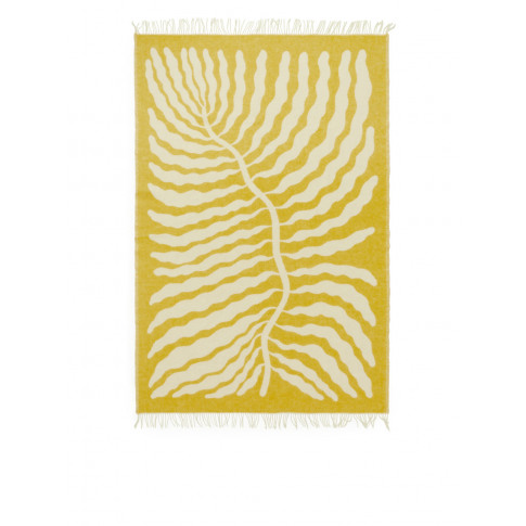 Linnea Andersson Blanket - Yellow