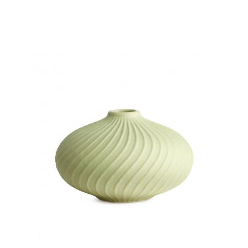 Terracotta Vase 6 Cm - Green