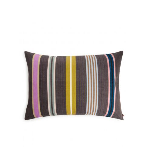 Afroart Cushion Cover - Purple