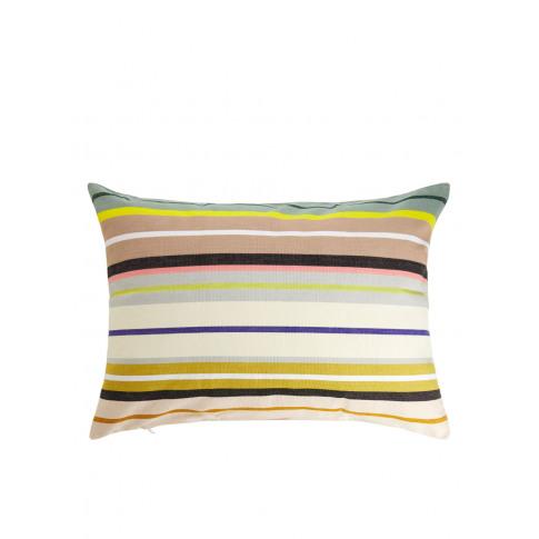 Afroart Cushion Cover 50 X 70 Cm - Yellow