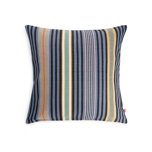 Afroart Cushion Cover 50 X 50 Cm - Blue