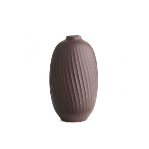 Terracotta Vase 11.5 Cm - Orange