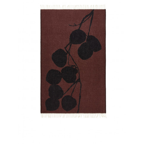 Klippan Wool Blanket - Brown