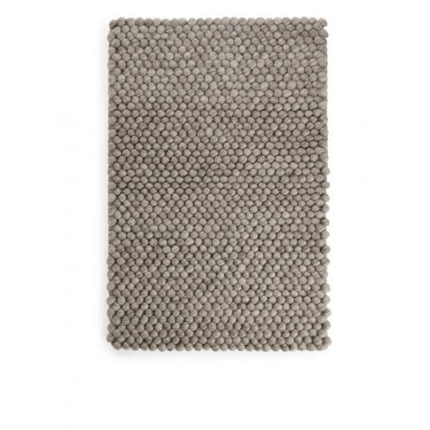 Wool Door Mat - Beige