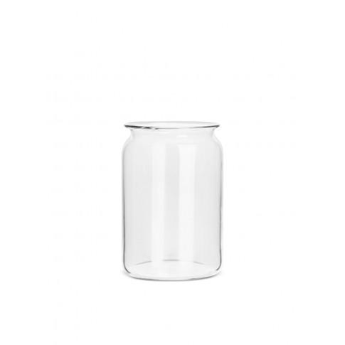Jar Vase 13.5 cm - White