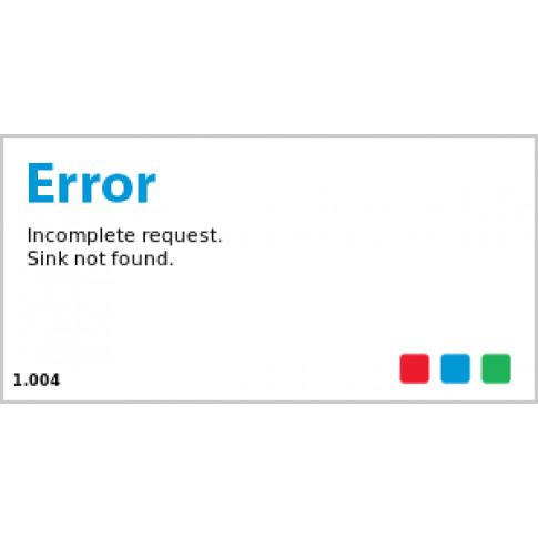Linen Stripe Tea Towel - Red