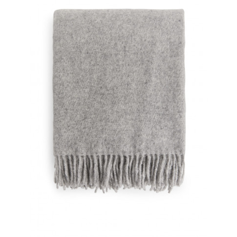 Klippan Wool Blanket - Grey